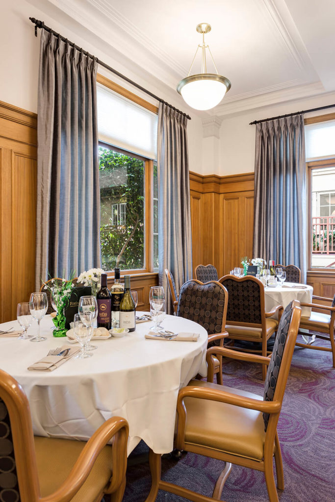 Forest Hill Dining room