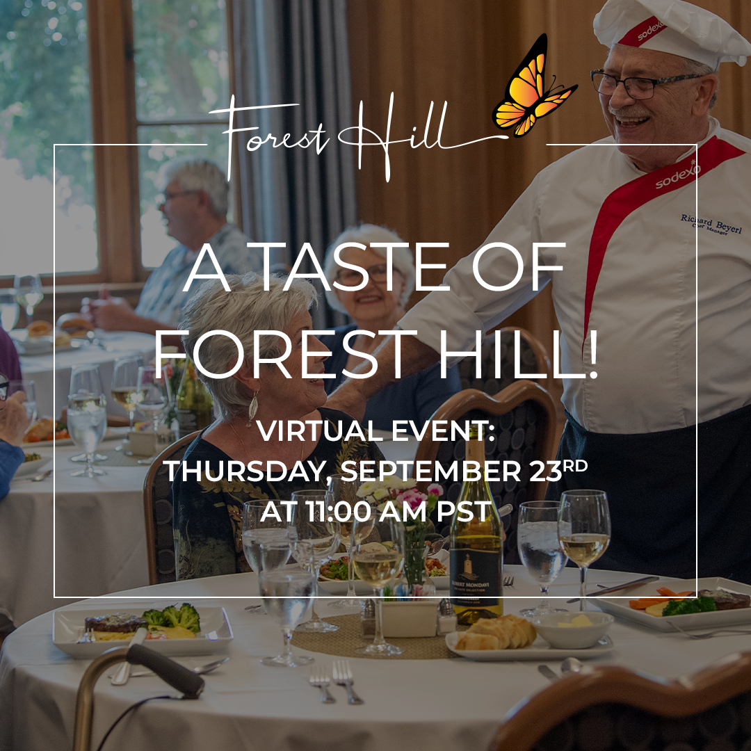 A Taste of Forest Hill